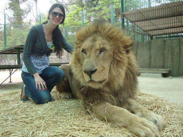 Zoológico de Lujan. Foto: arquivo pessoal