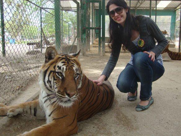 Zoológico de Lujan. Foto arquivo pessoal