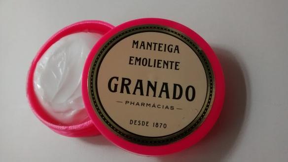 Manteiga Emoliente Granado