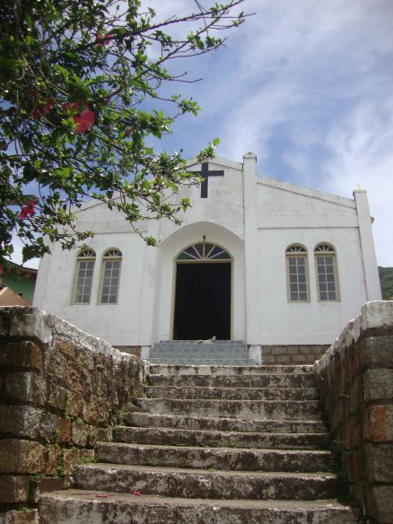 Igreja da Costa da Lagoa