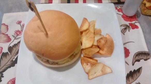 Puerto Container hamburguer