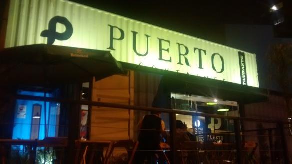 Puerto Container Restaurante