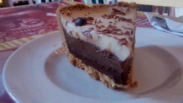Torta de café na Yoo Boutique Food Store