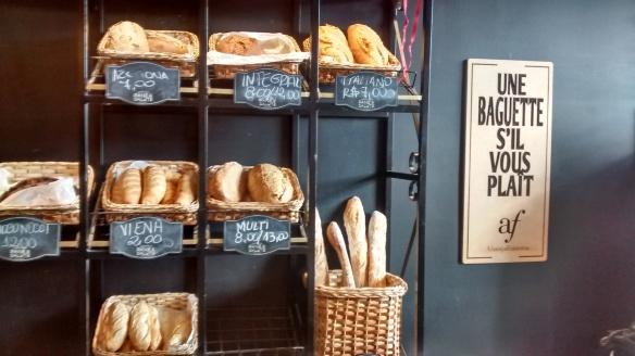 pane e salute caxias pães