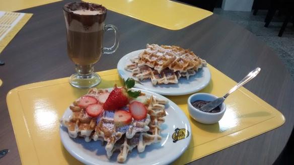 Mr Waffle Caxias