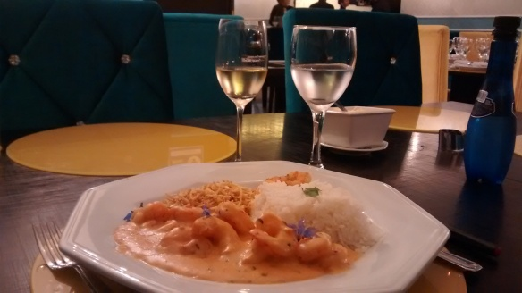 camarão arcanjo restaurante