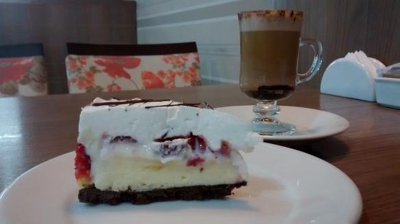 torta cappuccino