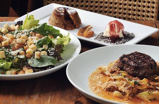 Esse é o menu do La Barra. Foto: divulgação, Caxias Food Week