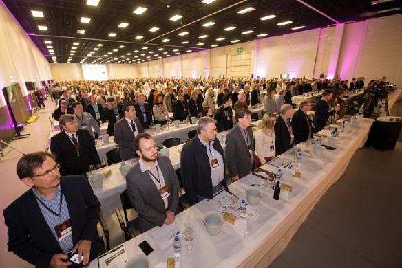 Avaliação Nacional de Vinho reúne 850 pessoas de vários países. Foto: Jeferson Soldi, divulgação
