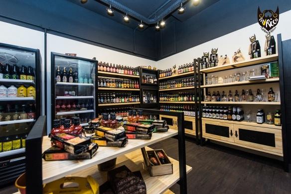 Paraíso das cervejas artesanais. Foto: Luiz Henrique Bisol Ramon, divulgação